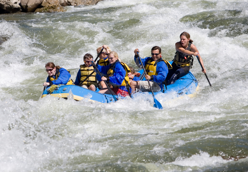 Waterwater Rafting